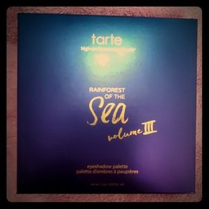 Tarte rainforest of the sea III